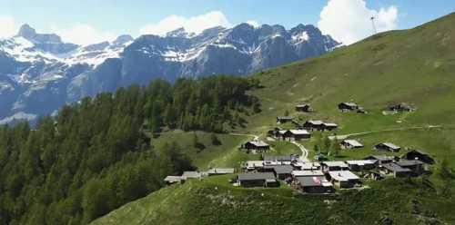 швейцарская национальная кухня